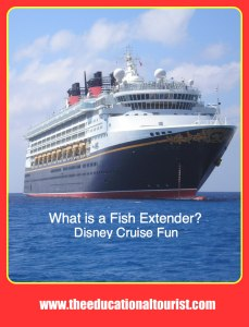 cruise ship, what is a fish extender