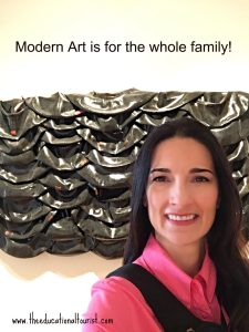 The Educational Tourist in New Orlean's Museum of Art,