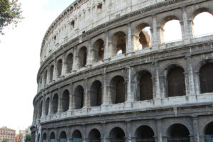 Colosseum in Rome, 5 day Rome Itinerary
