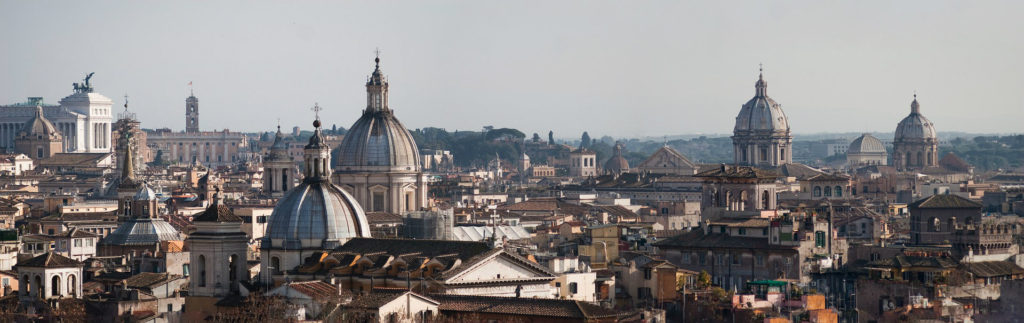 View from Rome, 5 day rome itinerary