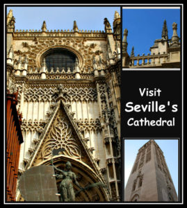 Scenes from Visit to Sevilles Cathedral
