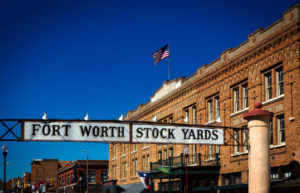 fort-worth-stock yards fun things to do in Dallas Forthworth
