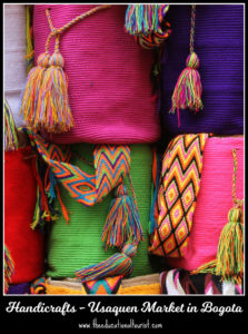 crafts from colombia