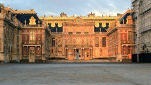 Versaille palace, itinerary paris, Paris Itinerary