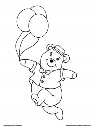 Free Fun Printable Coloring Pages