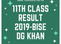 1st year result 2019-bise