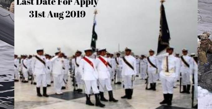 pakistan navy jobs 2019