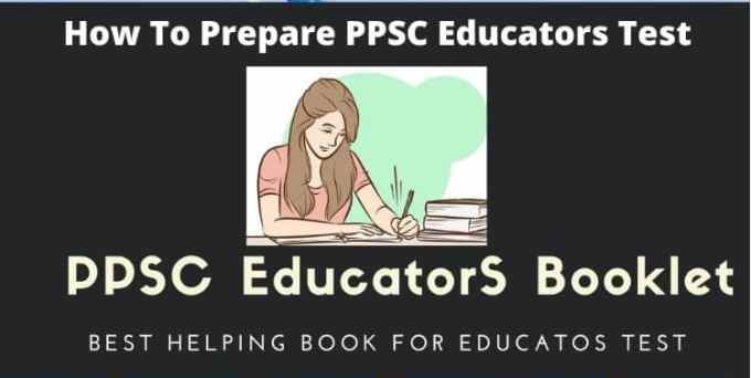 best ppsc educators booklet for all scales