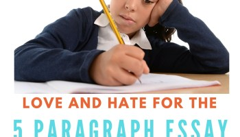 rainbow it up the color coded essay love and hate for the 5 paragraph essay