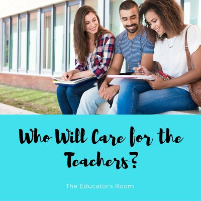 Who Will Care for the Teachers: A Podcast on Teacher Depression ...