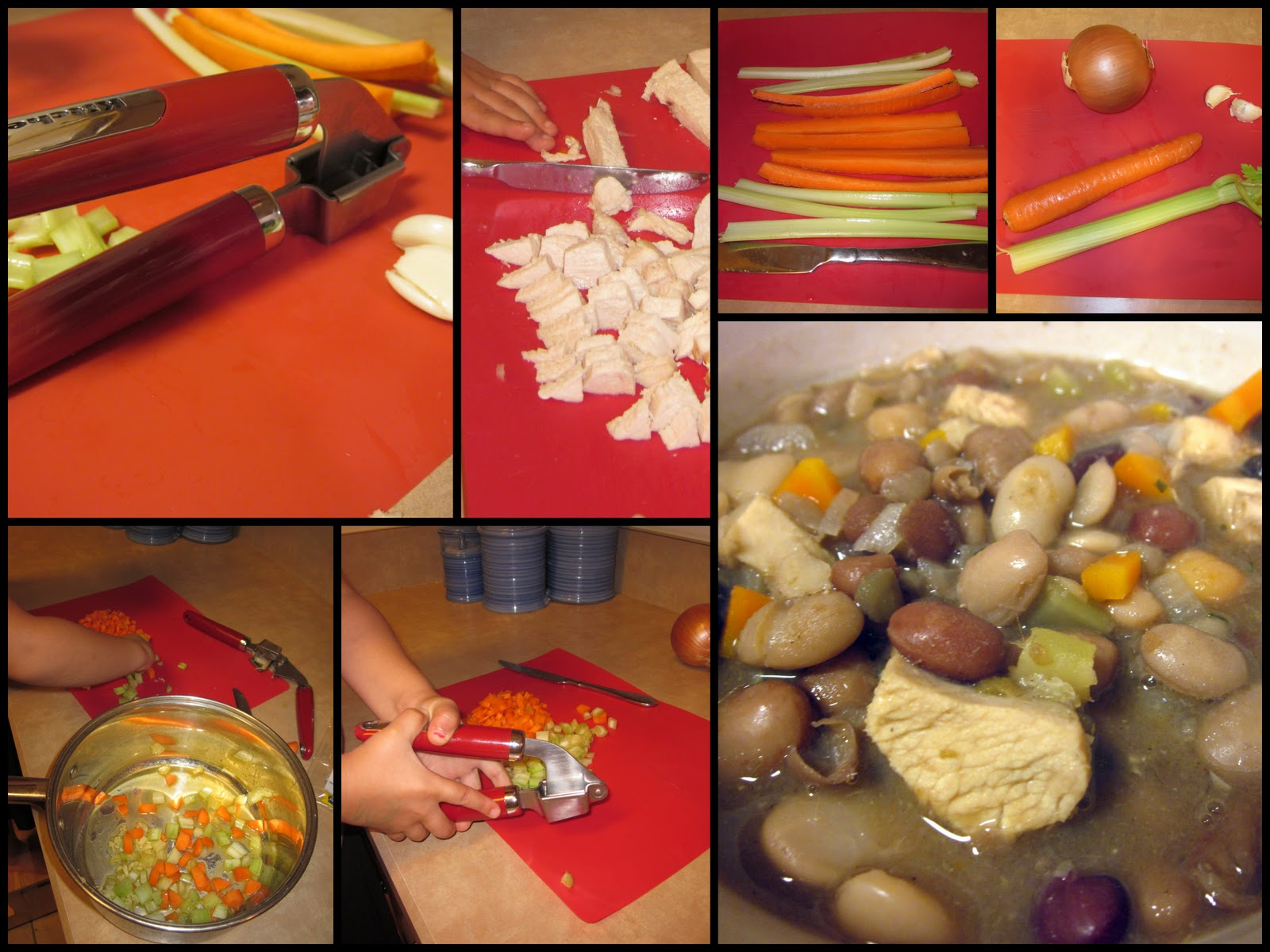 Little Hands That Cook With Books Meat And Bean Group