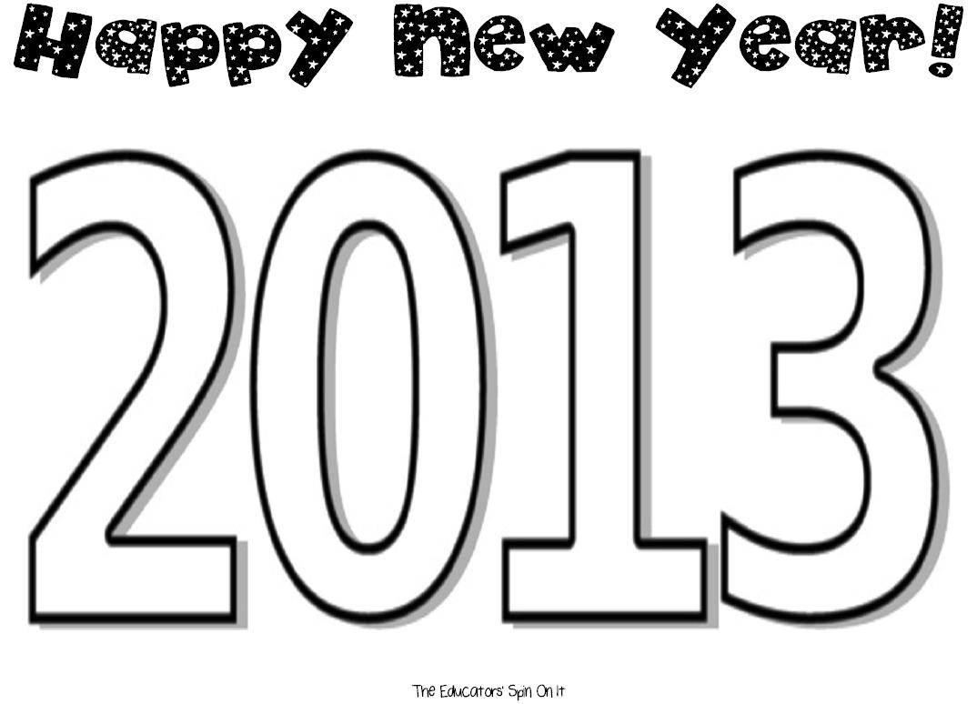 New Years Activities Amp Printables For Kids