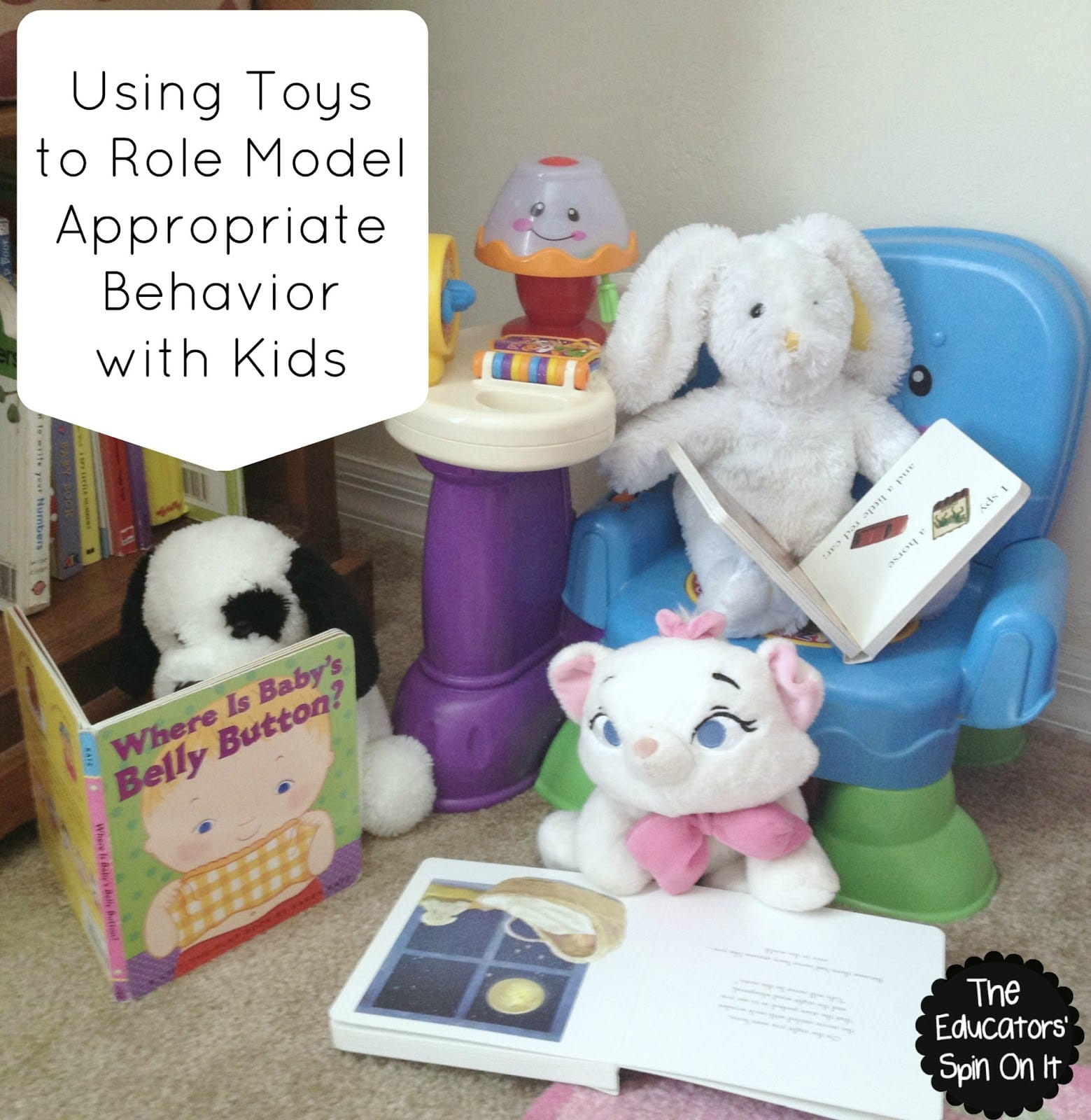 Using Toys To Model Appropriate Behavior With Kids Virtual Book Club For Kids