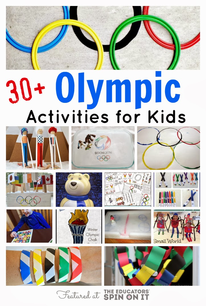Preschool Olympic Theme