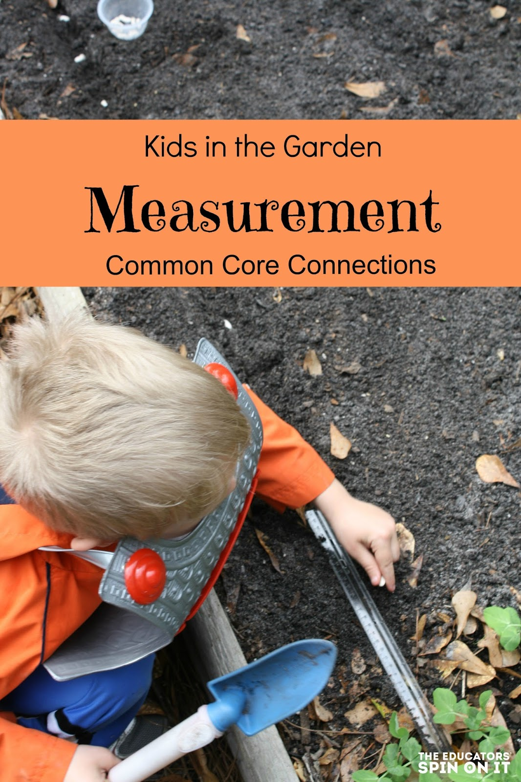Garden Math Activity Measurement