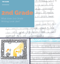 2nd Grade Writing - The Educators' Spin On It [ 1103 x 736 Pixel ]