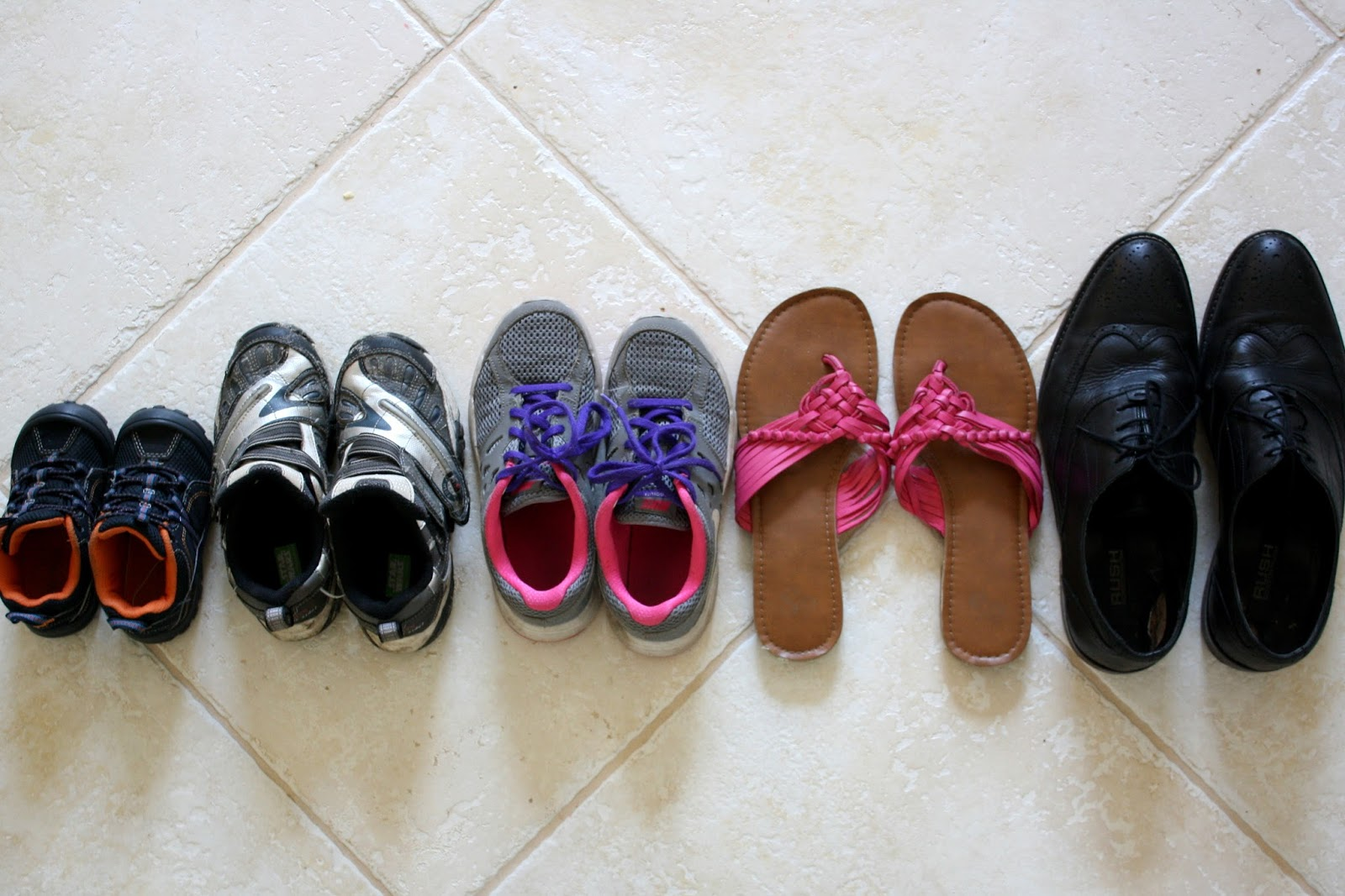 Shoe Activities For Preschool Learning