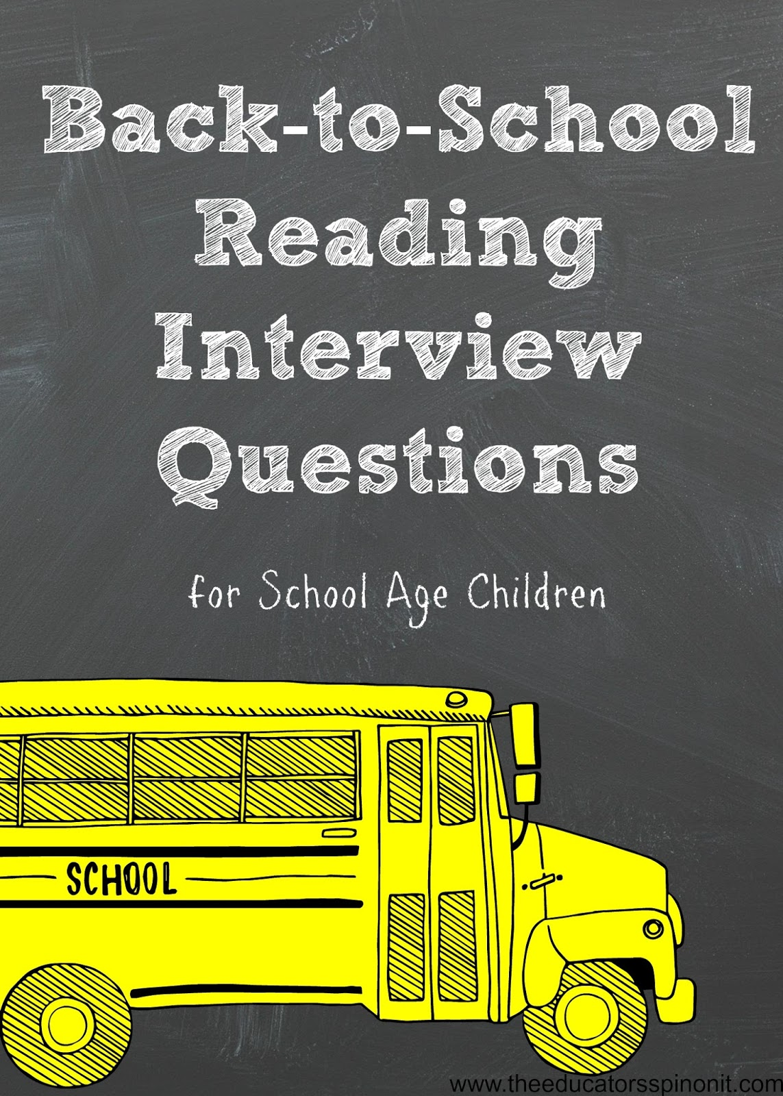 Back To School Reading Interview