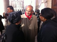 George Alagiah spoke about his upbringing in Ghana foundly