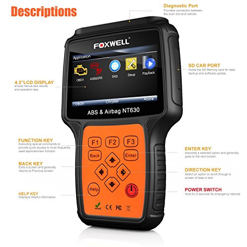 FOXWELL NT630 Review