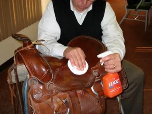 Lexol pH balanced leather cleaner