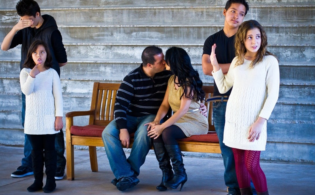 Who's Responsibility Is It To Discipline Kids In A Blended Family?