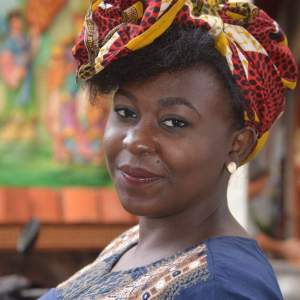 Faith Nafula is an advocate for gender equality and human rights.