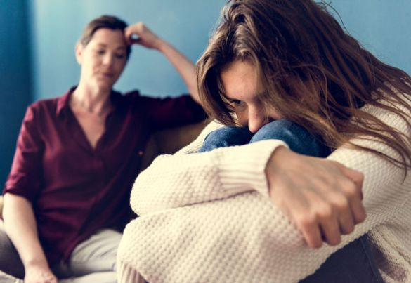 When is it right for a parent to stop meddling into their adult child's life? IMAGE COURTESY/ Psychology Today.