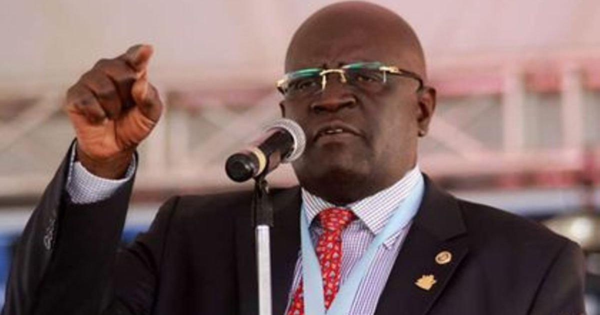 Geroge Magoha is the Education CS. He recently announced the 2020 KCPE results.
