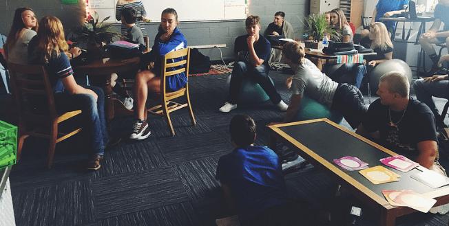 I Tried Flexible Seating - The Effortful Educator