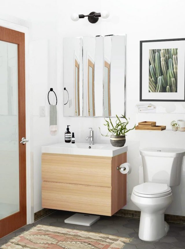 Cool Hunting Floating Bathroom Vanities The Effortless Chic