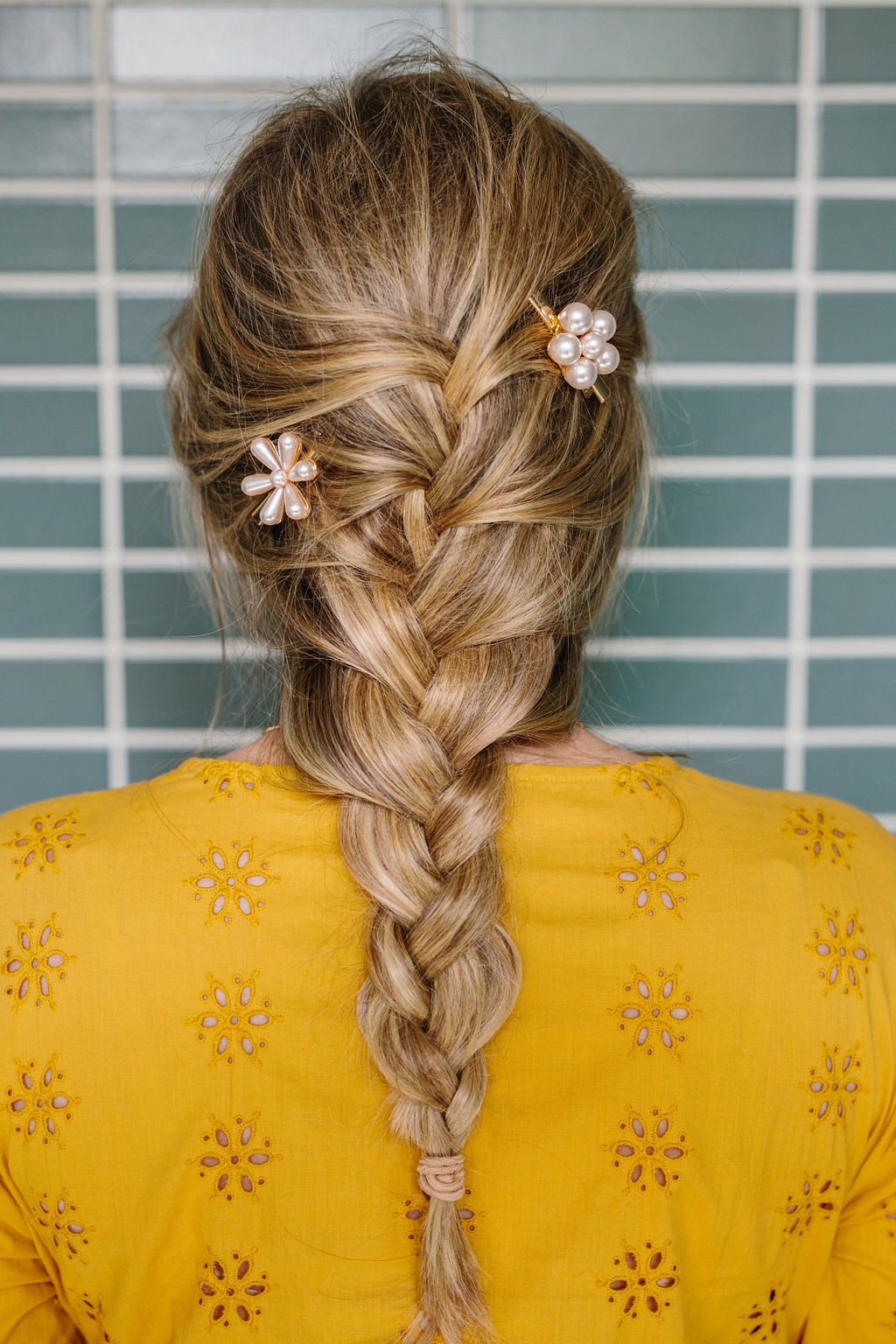 How To French Braid An Easy Step By Step Tutorial For A Relaxed