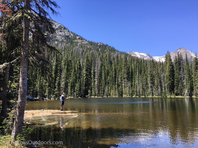 Fern Lake, Rocky Mountain National Park