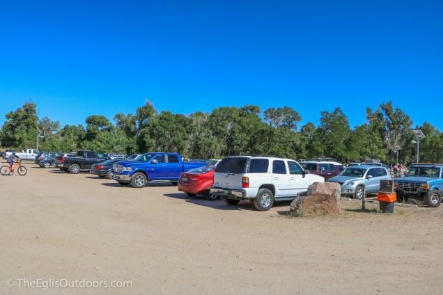 Waterton Canyon Parking