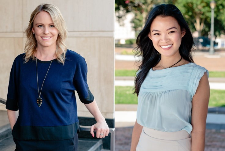 TEG Announces Promotions of Haley Olver and Rona Hoang to Senior Account Executive