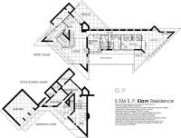 Floor Plan - The Elam House