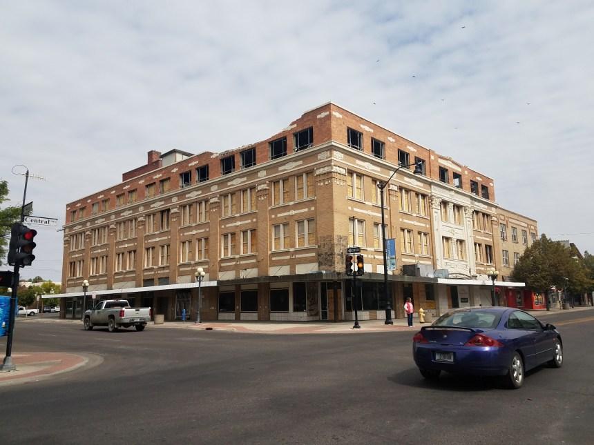 Rocky Mountain Building
