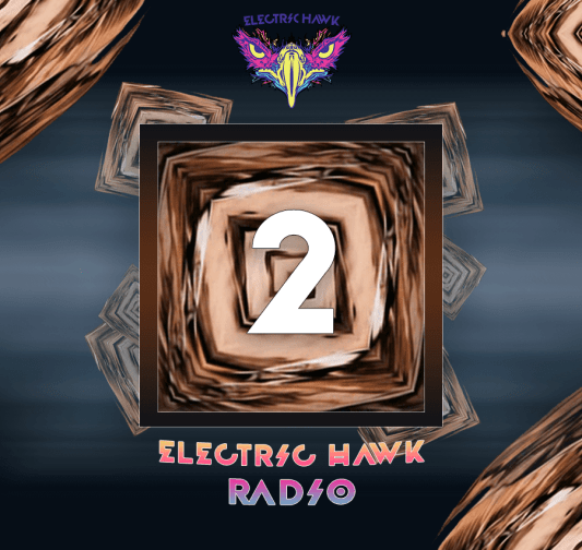 Electric Hawk Radio Episode 2 Cover