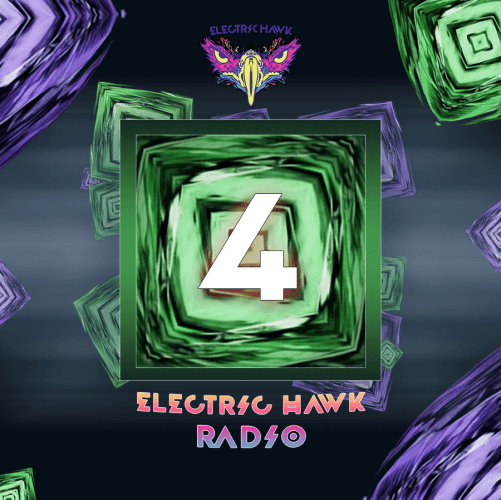 Electric Hawk Radio Episode 4 Cover