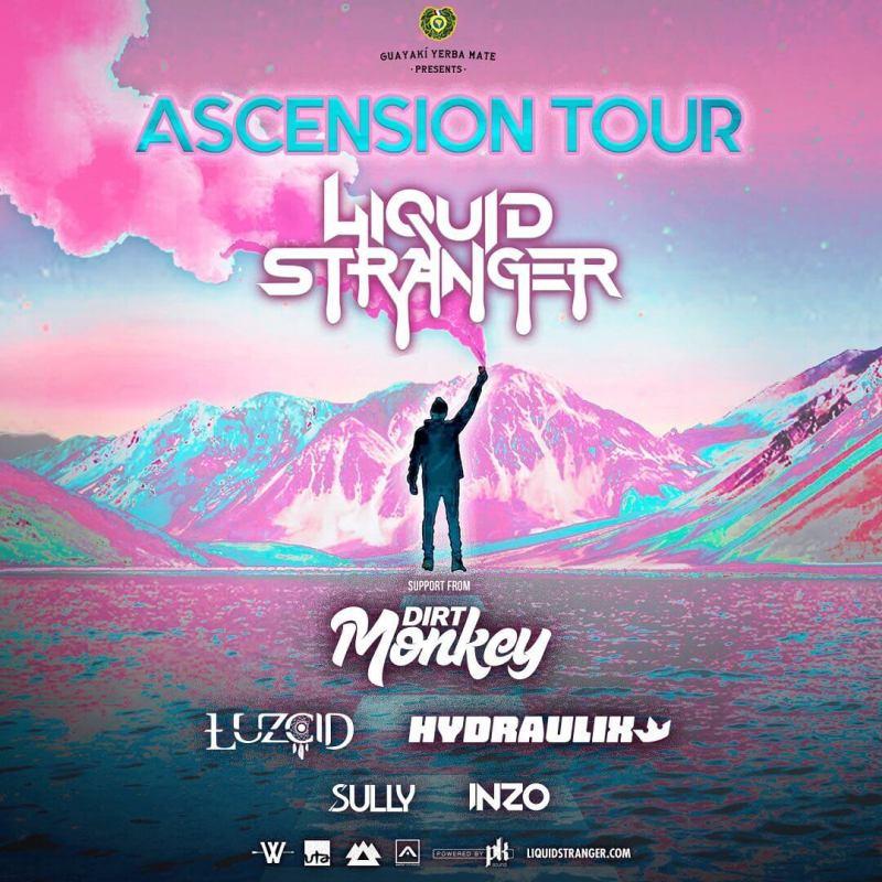 Ascension Tour Liquid Stranger