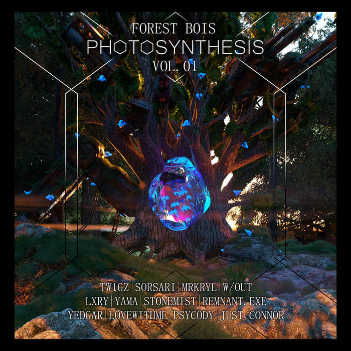 Forest Bois Photosynthesis Vol. 1 Compilation