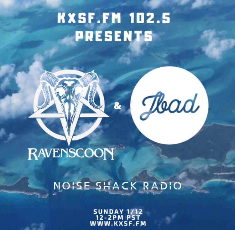 Ravenscoon Live Shack Radio