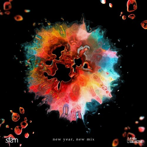 sfam welcomes us into the new decade with an enormous new mix. The duo from New Orleans is ringing in the new year by sharing with us unreleased tunes