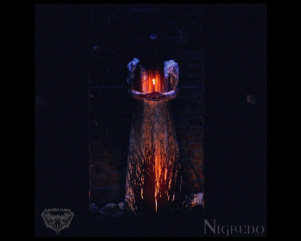 IZZI Nigredo EP Artwork