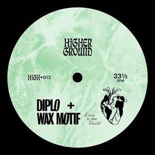 Diplo Wax Motif