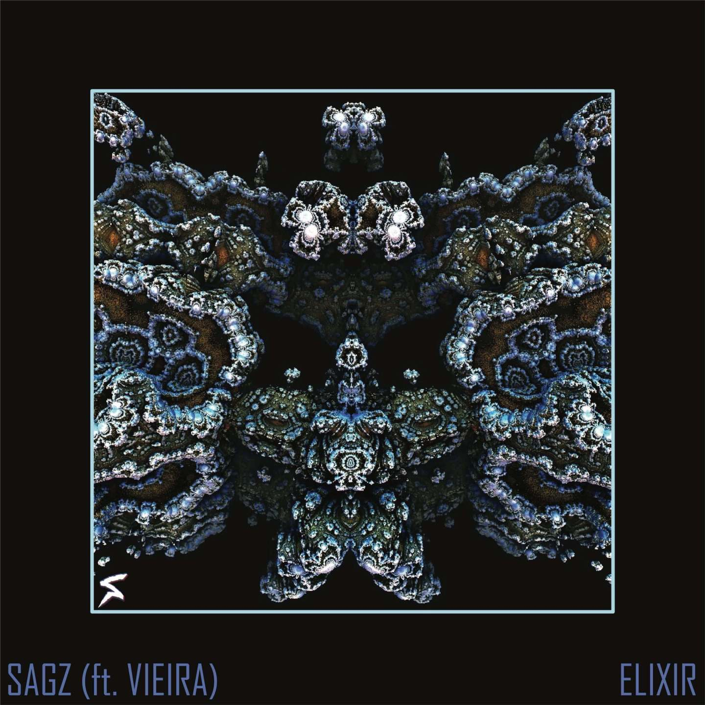 "Sagz and Vieira are chefin up an antidote for y'all. We heard from a reliable source that you were needing a hefty dosage of bass in your life. ""Elixir"""