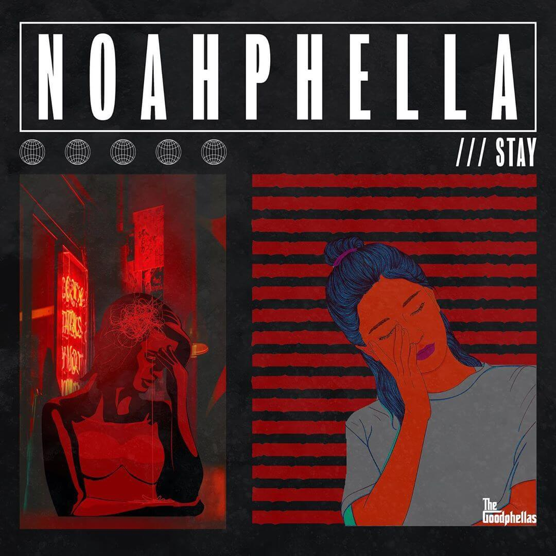 Noahphella Stay Electric Hawk