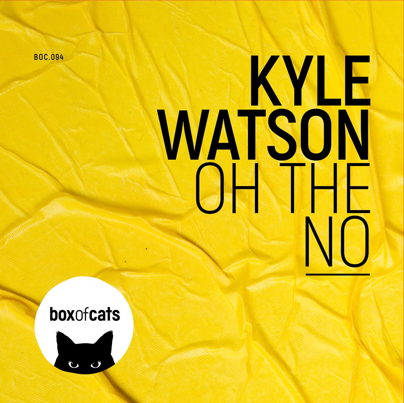 kyle watson oh the no electric hawk