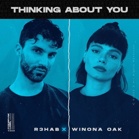 R3HAB Thinking About You