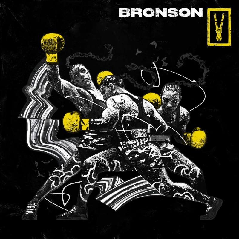 BRONSON Keep Moving